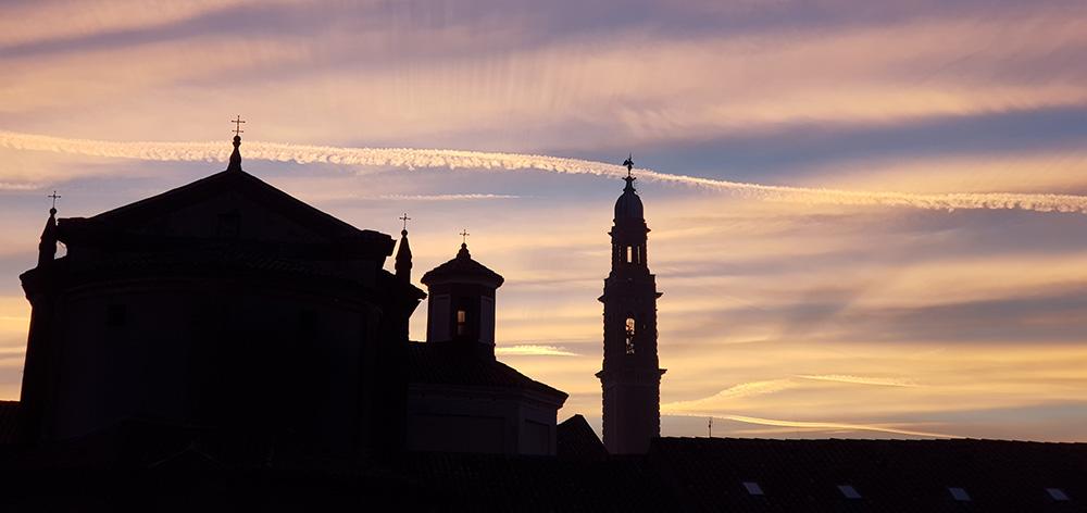 Cielo monastero