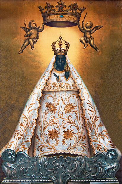 Madonna Pilastrello